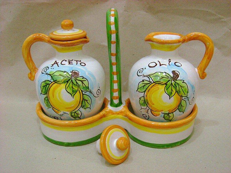 Oggetti cucina in ceramica   ceramiche artistiche terakota