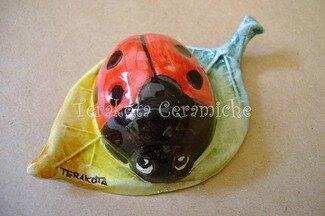 Calamita magnete ceramica ceramiche artistiche terakota