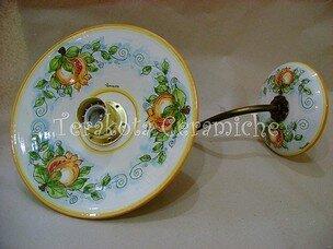 Illuminazione ceramica artigianale ceramiche artistiche terakota